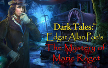 Dark Tales: Edgar Allan Poe's The Mystery of Marie Roget Badge