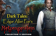 Dark Tales™: Edgar Allan Poe's Metzengerstein Collector's Edition Badge