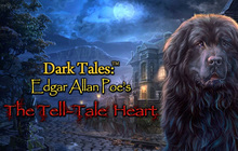 Dark Tales™: Edgar Allan Poe's The Tell-tale Heart Badge