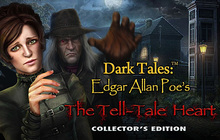 Dark Tales™: Edgar Allan Poe's The Tell-tale Heart Collector's Edition Badge