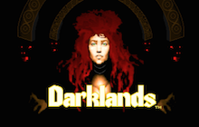 Darklands Badge