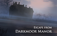 The Secret Of Darkmoor Manor Badge