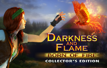 Darkness and Flame: Born of Fire Collector's Edition Badge