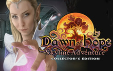 Dawn of Hope: Skyline Adventure Collector's Edition Badge