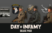 Day of Infamy Deluxe Edition Upgrade Badge