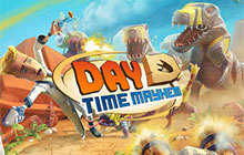 DayD Time Mayhem Badge