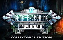 Dead Reckoning: Brassfield Manor Collector's Edition Badge
