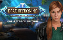 Dead Reckoning: Death Between the Lines Collector's Edition Badge