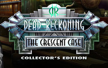 Dead Reckoning: The Crescent Case Collector's Edition Badge