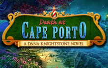 Death at Cape Porto: A Dana Knightstone Novel Badge