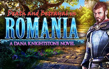 Death and Betrayal in Romania: A Dana Knightstone Novel Badge