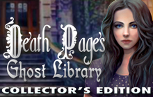 Death Pages: Ghost Library Collector's Edition Badge