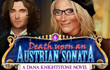Death Upon an Austrian Sonata: A Dana Knightstone Novel Badge