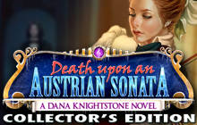 Death Upon an Austrian Sonata: A Dana Knightstone Novel Collector's Edition Badge