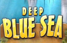 Deep Blue Sea Badge