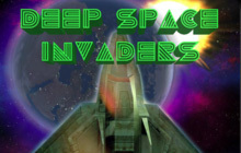 Deep Space Invaders Badge