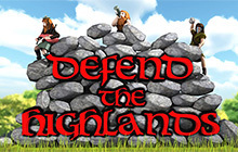 Defend The Highlands Badge