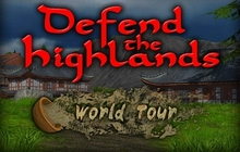 Defend the Highlands: World Tour Badge