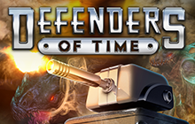 Defenders of Time Badge