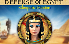 Defense of Egypt: Cleopatra Mission Badge