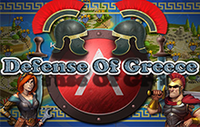 Defense of Greece TD Badge