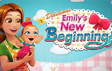Delicious - Emily's New Beginning Platinum Edition Badge