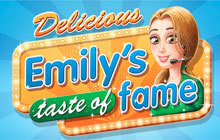 Delicious - Emily's Taste of Fame Badge