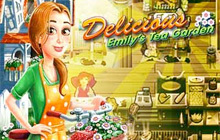 Delicious - Emily's Tea Garden Badge