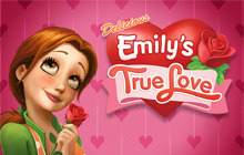 Delicious - Emily's True Love Premium Edition Badge