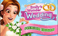 Delicious - Emily's Wonder Wedding Premium Edition Badge
