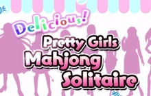 Delicious! Pretty Girls Mahjong Solitaire Badge