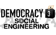 Democracy 3: Social Engineering Badge