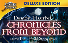 Demon Hunter: Chronicles from Beyond - The Untold Story Badge