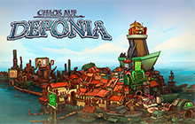 Deponia 2: Chaos on Deponia Badge