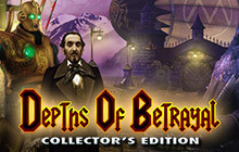 Depths of Betrayal Collector's Edition Badge