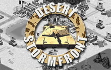 Desert Stormfront Badge