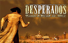 Desperados: Wanted Dead or Alive Badge