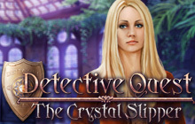 Detective Quest: The Crystal Slipper Badge