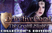 Detective Quest: The Crystal Slipper Collector's Edition Badge