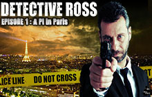 Detective Ross - Episode 1: A PI in Paris Badge