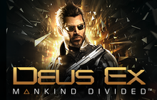 Deus Ex: Mankind Divided Badge
