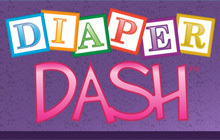 Diaper Dash Badge