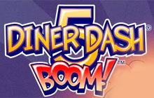 Diner Dash 5: BOOM! Badge