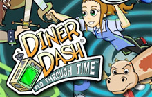 Diner Dash: Flo Through Time Badge
