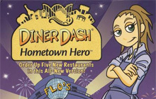 Diner Dash: Hometown Hero Badge