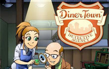 DinerTown Detective Agency Badge