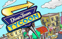 DinerTown Tycoon Badge