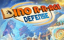 Dino Rage Defense Badge