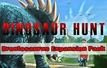 Dinosaur Hunt - Brontosaurus Expansion Pack Badge
