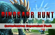 Dinosaur Hunt - Carnotaurus Expansion Pack